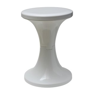 Folangmingge stool / Pearl White Stool