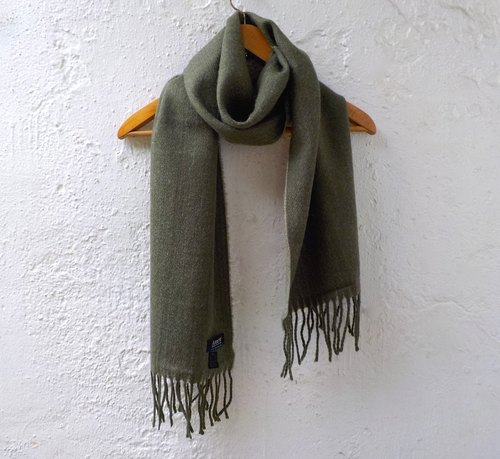 FOAK ancient autumn birch scarves