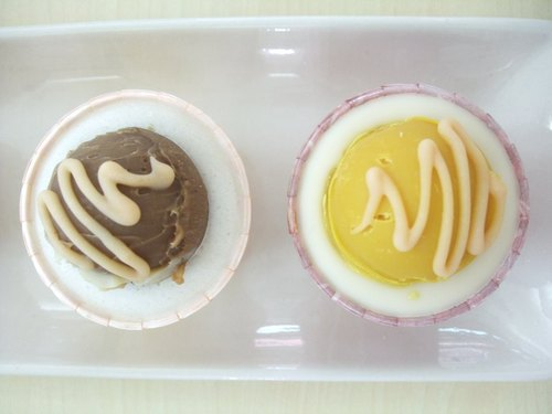 Lin ice cream cup cake soap