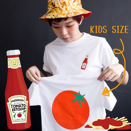 Nothing to design their own ketchup T-Shirt