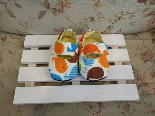 Happy baby bird toddler shoes (12cm)