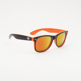 BLR sunglasses [ Black/Orange ]