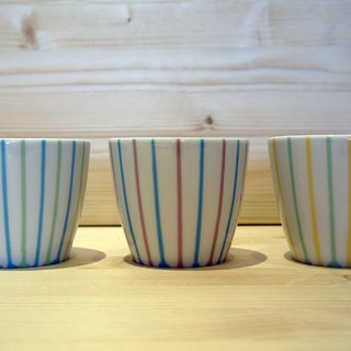 LINE series two-color no-small cup