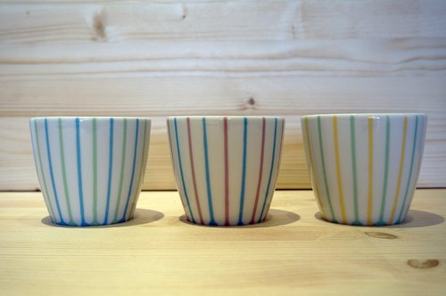 LINE series of color without the little cup