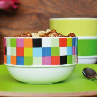 Germany REMEMBER laminated breakfast bowl