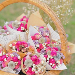 To Be Continued | Dried Flowers Cone Flower Bouquet Wedding Gifts Wedding Decorations Bridesmaid Ceremony