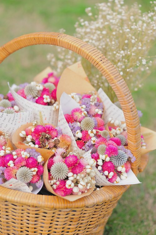 Unfinished Business | Dry Flower Dessert Flower Bouquet Wedding Ceremony Gift Gift Marriage Ceremony Marriage Ceremony