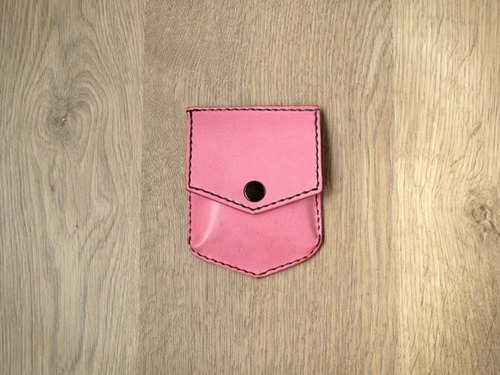 Wallets, modern cowboy character x daily carry the purse (pink)