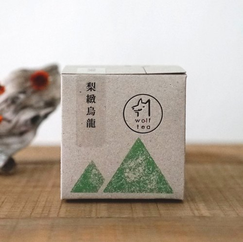 【Wolf Tea】Lishen High Mountain Oolong Tea / Mineral Fragrance