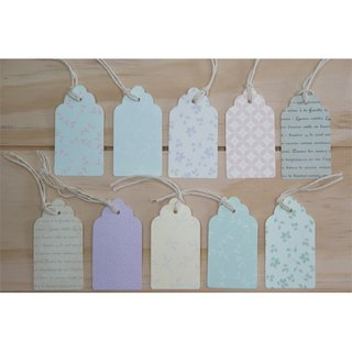 GIFT TAG-SCALLOPED-A