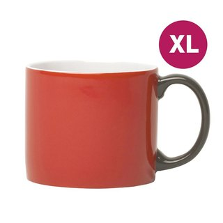Jansen + co toner cup XL - Red + Grey