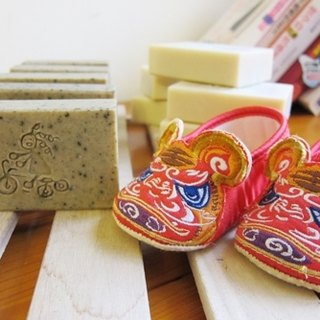 The best anti-Sheng products - peaceful wormwood BABY Soap (Hair Soap at the end of the level of soap) soap. Handmade soap