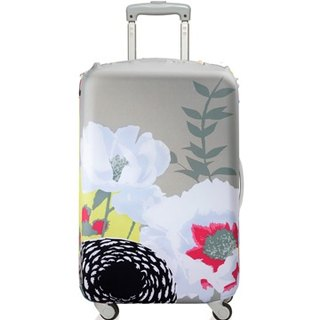 LOQI luggage cover │ peony [L number]