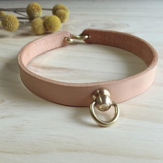 Willy original skin color pet collar (size S)