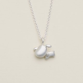 Mischievous Puppy Necklace