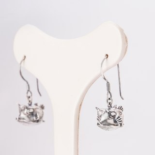 "D.JeCa- ocean Pandora - "" sleepy chirp puffer (earrings) """