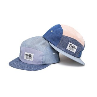 Filter017 Color Matching 5-Panel Cap Filter017 拼色五分割帽