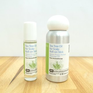 【Green Garden Green Plus】 tea tree scalp conditioning oil ball stick