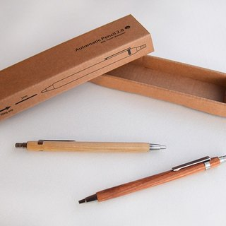 Propelling Pencil、Mech. pencil 、wooden、Zelkova