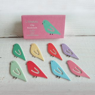 PAPPER INDEX CLIP/BOOKMARK/BIRD