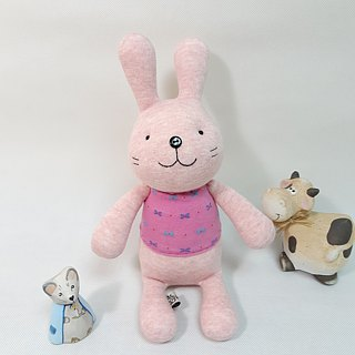 Listen to the rabbit / doll / socks doll / rabbit