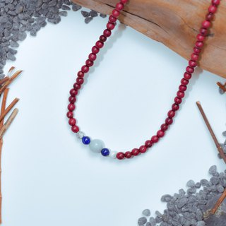Suddenly (108 bracelets / rosary series) rose rosewood - Weiyi