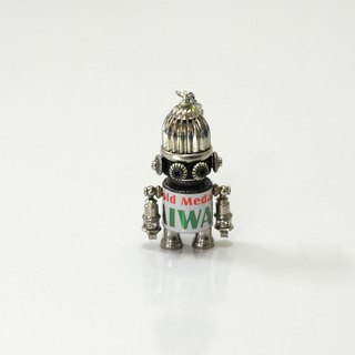 Millet Q116 Robot Necklace. Accessories