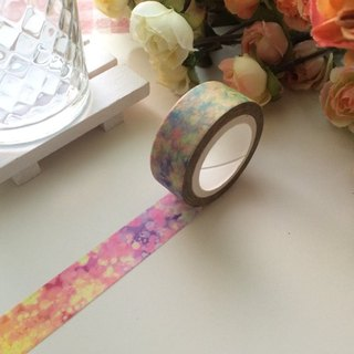 Defocus,in front of camera  Washi Tapes/masking-tape 10*15