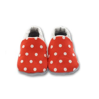 [European system] favorite Mickey First baby shoes handmade soft bottom toddler shoes / indoor shoes