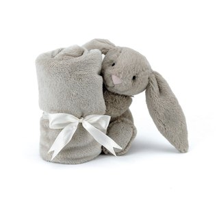 Jellycat Bashful Beige Bunny Soother (one size 33cm)