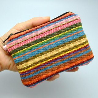 Zipper pouch / coin purse (padded) (ZS-65)