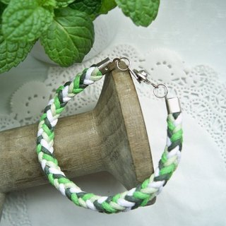 Three-dimensional bracelet - grassland - 1