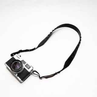 The Black Rivet - CAMERA STRAP Camera strap Black rivet