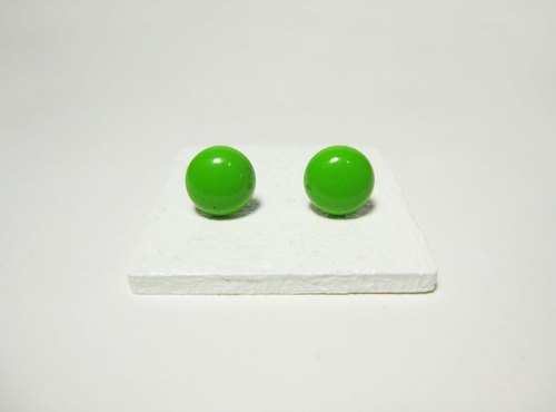 Candy Earrings - Green