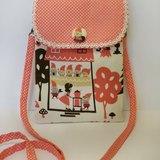 白雪公主and七個小矮人 輕巧斜背包/ 手機袋包/ 三層包/ 雜物包