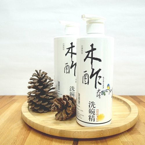 "[Green machine Garden Green Plus] natural wood vinegar master dish soap ""Citrus Polyphenol"" 500ml"
