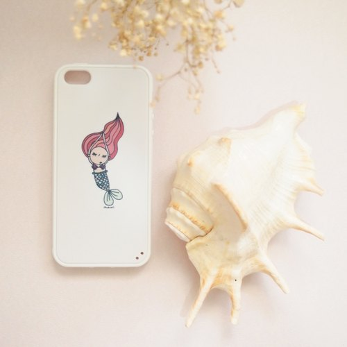 ☍ Mermaid / iphone5 phone shell