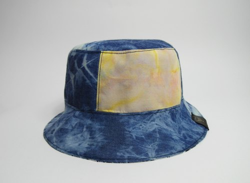 Hand-made double-sided hat Tsubasa.Y