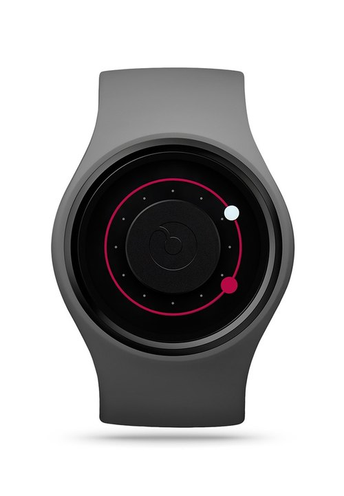 Track 1 universe watches ORBIT ONE (Grey / Grey)