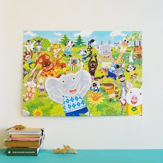 Rima classic picture book poster / group photos