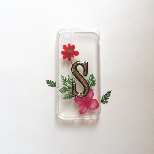 S for Super you :: Yahua English word iphone case