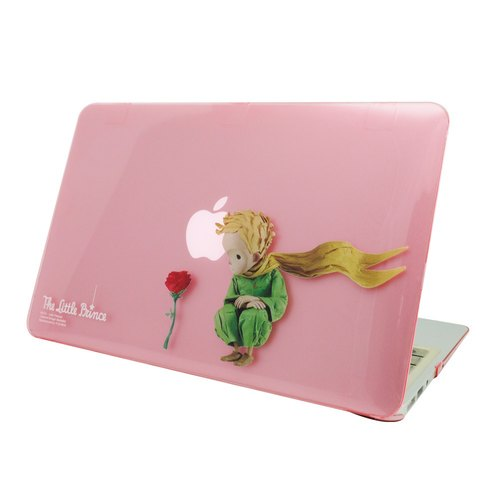 "Little Prince Movie Edition Authorization Series - [Guardian Love] ""Macbook Pro 15"" special ""crystal shell"