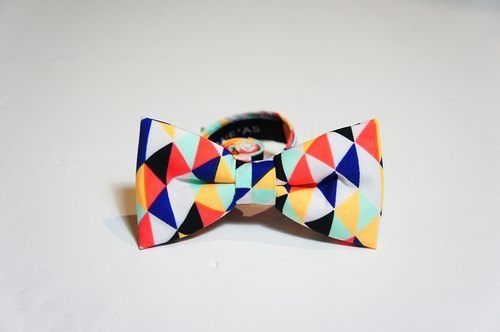 Stone as chic pop style pop Jojo tie bow Tie