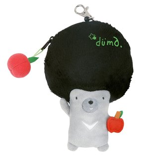 duma retractable ticket holder purse - apple