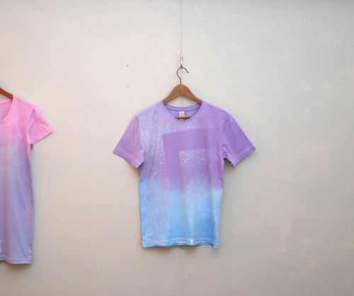 JainJain hand-dyed T-shirt (men and women neutral board M)