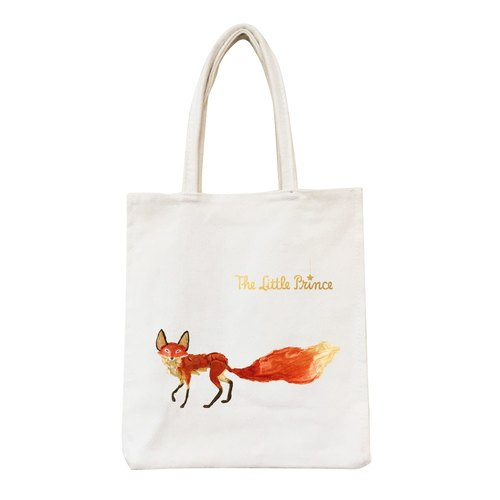 Little Prince Movie Version authorized - picnic bag: [secret] Fox