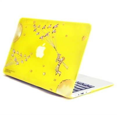 Little Prince Authorized Series - Take me to travel <Macbook Pro/Air 13吋 專用> crystal shell