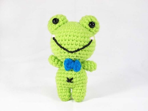 Frog - key ring - Accessories