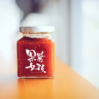 Jam Girl - red wine tomato jam 230g