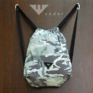 Wonder camouflage sided waterproof beam port package